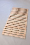 3257 ひのき 四つ折りベッド ダブル