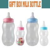 ミルクボトルギフトボックス * Sサイズ登場!!大人気!哺乳瓶型のかわいいボトルです☆