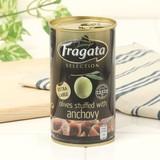【Fragata】セレクション アンチョビオリーブ缶(水煮)(150g)