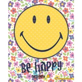 輸入ミニポスター 400x500mm*Smiley Be Happy