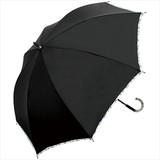 【晴雨兼用・スライドタイプ】表BKコーティング・レオパード