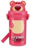 シリコン製ストローホッパー水筒【ロッツォ】 ※納期注意