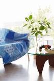 【直送OK】アーム マルチカバー ラグ さわやかなブルーが印象なイメージ