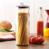 【KILNER】KILNER PUSH TOP GLASS STORAGE JAR 2.35 liter[メイソンジャー]