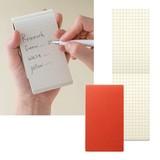 【デザイン文具/ポケットノート】 THE BASIC 6カラー