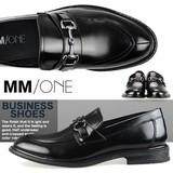 ビジネスシューズ  メンズ 靴 紳士靴 ビットスリッポン ビジネス靴