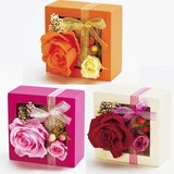 プリザアレンジ ギフトボックス【薔薇】【ギフト】