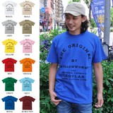 """【DEEDOPE】""""THE ORIGINAL"""" 半袖 プリント Tシャツ 綿100% カットソー"""