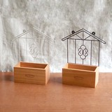 Butterfly Arabesque Wire Series Petit Maison Wall Box