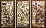 【巨匠クリムト】グスタフ・クリムト アートフレーム「絵画」「額絵」