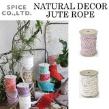 ■SPICE SALE■■2015SS 新作■ NATURAL DECOR ROPE JUTE