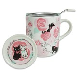 Ribbon Cat Herb Mag Cup Ribbon cat