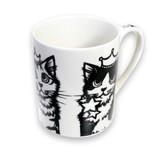 【Cut Cat Cafe】マグカップ (カットキャットカフェ)
