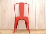 Dining Chair 1 Set 2 Pcs Red Assort