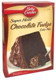ベティクロッカー チョコレートファッジケーキミックス510g【即納】