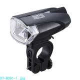 LEDサイクルライト スタンダードタイプ/充電式の2種