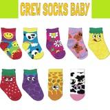 【ベビー】クルーソックス * 丈のある赤ちゃん用靴下です♪