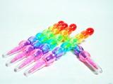 再入荷!カラフルな色が連なる色鉛筆と普通の鉛筆【レインボーロケットカラーペンシル&ロケット鉛筆】