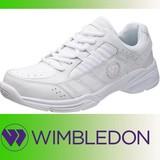 WIMBLEDON(22cm〜30cm) ホワイトスニーカー(オールコートタイプ) レディスメンズ WM-4000