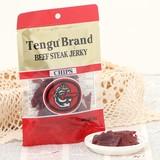 【Tengu】(テング)ビーフステーキジャーキー チップス レギュラー