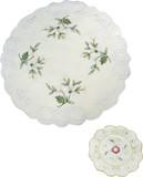 刺繍カラーテーブルマット(丸型Φ30cm) 123-04