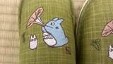 【子供の日】子供用スリッパ い草 となりのトトロ「あさがお」20cm