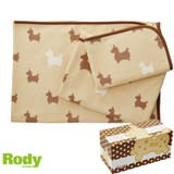 【Rody】Rody綿ハーフケット ギフトBOX入り