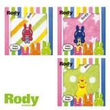 【Rody】Rodyプチタオル1枚 ギフトBOX入り