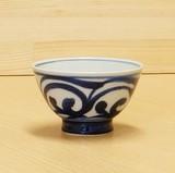 Arita Ware Arabesque Rice Bowl