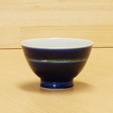 Arita Ware Gosu Line Rice Bowl