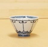 【有田焼】雁木紋 手造りこふく碗
