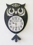 【9月21日から30日まで10%分引きセール!】【OWL振り子時計】