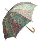 【9月21日から30日まで10%分引きセール!】【ジャンプ傘】クリムト GARDEN