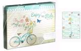 MOLLY&REX ファイルホルダーセット <自転車×フラワー>
