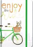 MOLLY&REX ハードカバージャーナル <犬×自転車>