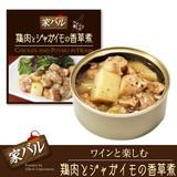 【特価】【エスニック料理】鶏肉とジャガイモの香草煮