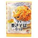 【エスニック料理】タイ焼きそばセット