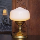 [直送可][sunyow]真鍮テーブルランプ DD20G 130