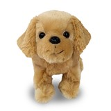 Premium Puppy Retriever Soft Toy
