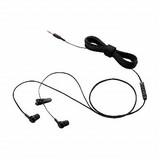 テレビ用耳栓タイプヘッドホン(両耳)