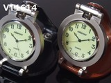 VITAROSO置き時計&懐中時計 2WAYで使用 日本製ムーブメント