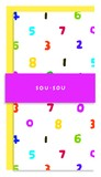 【SOU・SOU】一筆パックレター(SO−SU−U)