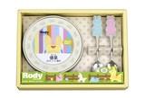760-002 ロディ・紅茶&スプーンセット(お名入れ対応)【出産内祝いに最適!校了後出荷!】