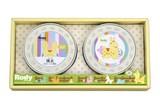 760-003 ロディ・紅茶2缶セット(お名入れ対応)【出産内祝いに最適!校了後出荷!】