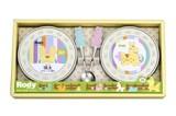 760-004 ロディ・紅茶2缶&スプーンセット(お名入れ対応)【出産内祝いに最適!校了後出荷!】