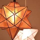 【直送可】【新商品】【デザイン照明】ROXAS Star Pendant 1灯タイプ ペンダントライト