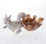大好きアニマル! Squirrel back Tray +リス