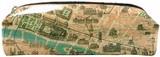 LETTERBOX ペンケース エッフェル塔×地図