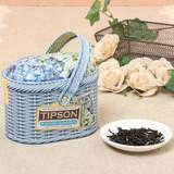 【母の日】【Basket】セイロン紅茶 スプリングフラワー(茶葉100g入り)【ギフト/紅茶】