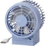 新品!リズム USB接続コンパクトファン Silky Wind  9ZF002RH04
